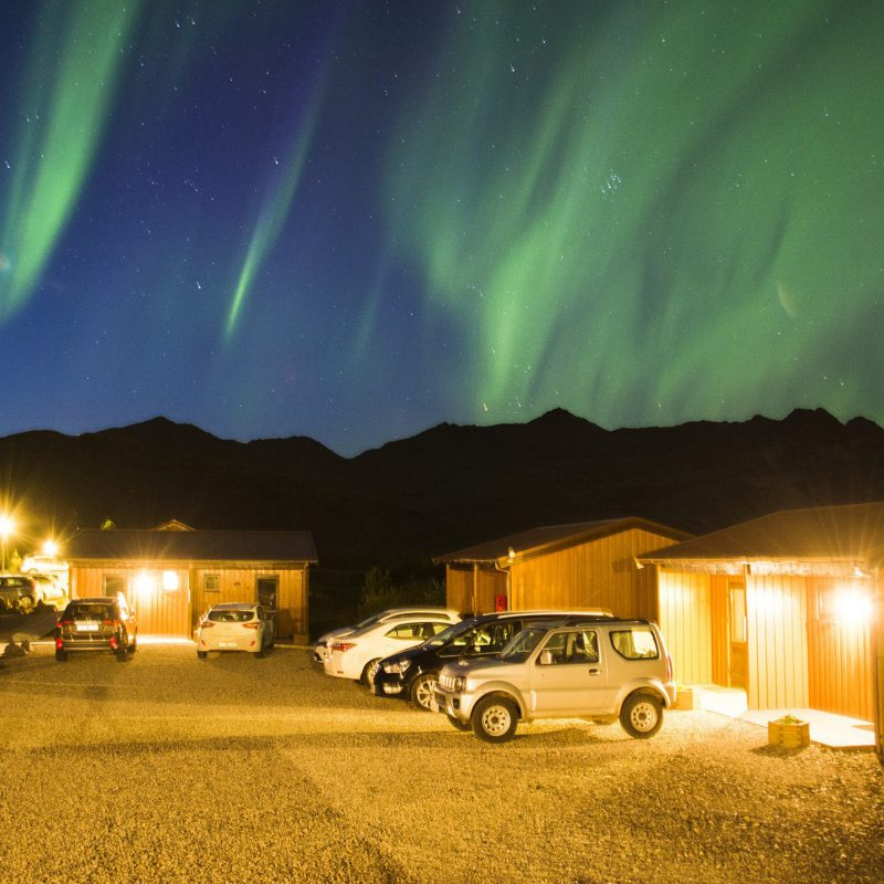 Arnanes Country Hotel - Northern Lights