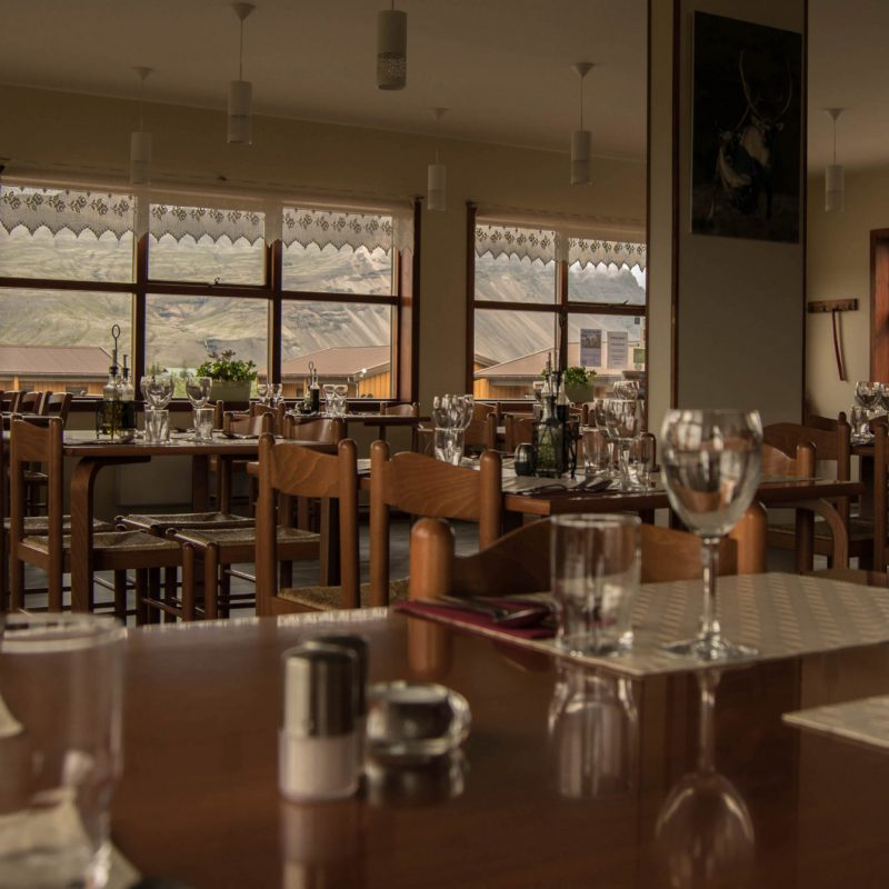 Arnanes Country Hotel - Restaurant